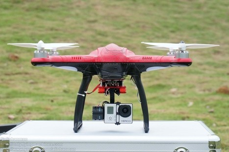 OFM SkyView Quadcopter | Tricopters | Scoop.it