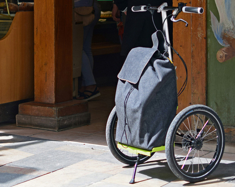 Kiffy, le mini tricycle cargo - Vélo et Design | SPORT | SMART-CITY & UBERISATION ... | Scoop.it