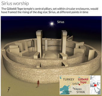 TURQUIE : World's oldest temple built to worship the dog star? | World Neolithic | Scoop.it
