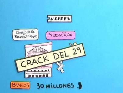 Cómo fue el Crack del 29 | Herramientas educación LGV | Scoop.it