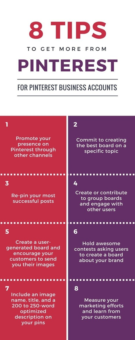 Pinterest for Business — How You Can Use Pinterest To Grow Your Online Business | Social Media and other stuff | Scoop.it