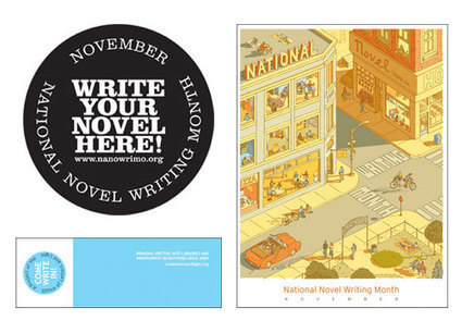 """Come Write In"" library programs for NaNoWriMo 