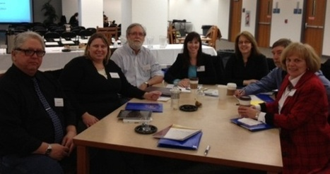 Teaching Excellence's Reflective Practice Team Attends High Impact | Reflective Collaboration in Education | Scoop.it