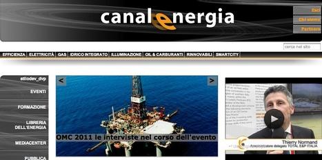 Canale Energia | EnergiaAmbiente2.0 | Scoop.it