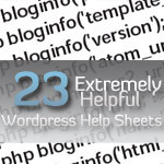 23 Extremely Helpful WordPress Help Sheets And Resources | nicheprof on social media | Scoop.it