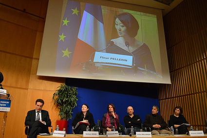Fleur Pellerin : Quelle politique nouvelle pour les EPN (vidéo) : ouverture du séminaire | Antenne citoyenne | Scoop.it