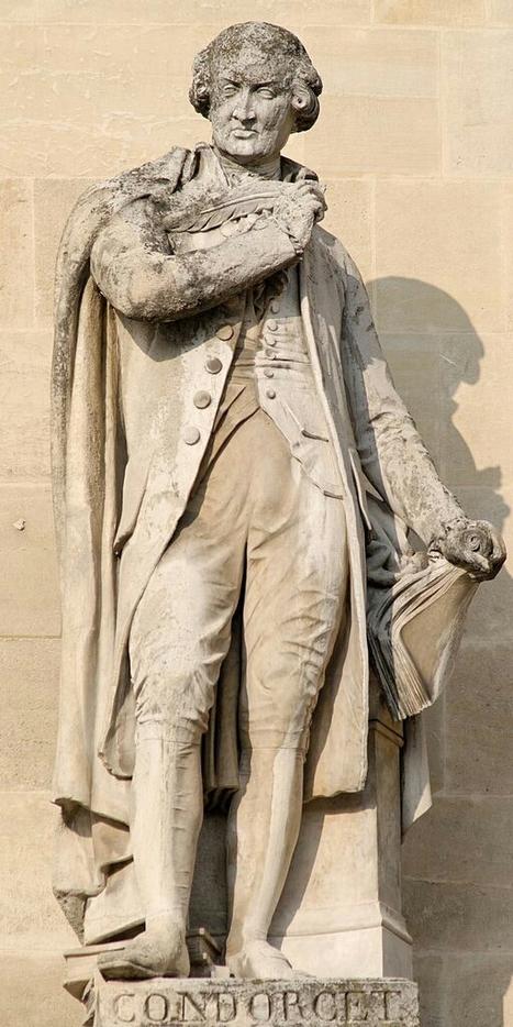 20 et 21 avril 1792 Condorcet présente son projet de décret relatifs à l'organisation générale de l'instruction publique | Nos Racines | Scoop.it