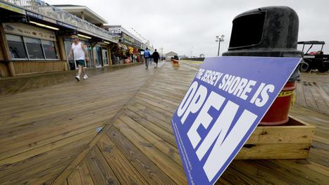 Rebuilding Storm-Damaged New Jersey, One Boardwalk At A Time : NPR   test   Scoop.it