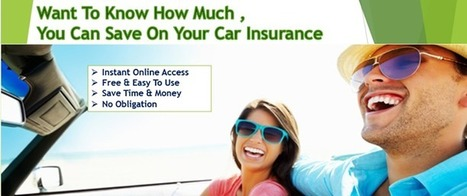 Get Car Insurance No Money Down, No Deposit, No Credit Check Online | YourHub | One Day Auto Insurance | Scoop.it