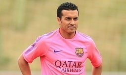 Manchester United yet to bid for Barcelona forward Pedro - The Guardian | AC Affairs | Scoop.it