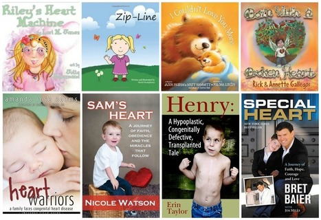 Great List of Children & Adult Books For Congenital Heart Defect - | Special Needs Parenting | Scoop.it