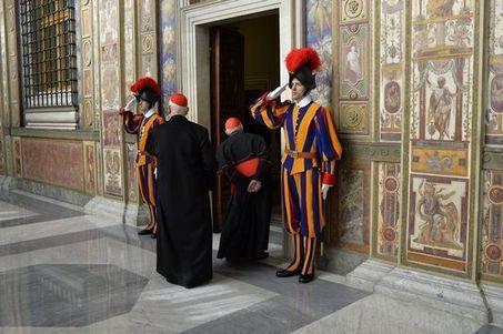 Le pape François critique sévèrement « l'Alzheimer spirituel » de la curie | Open Source Thinking | Scoop.it