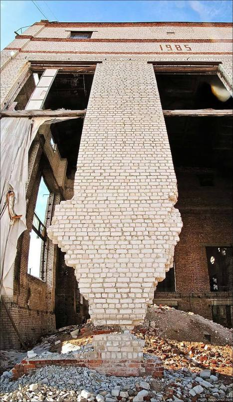 Picture of the Day: A Single Brick | Urban Culture is my Playground | Scoop.it
