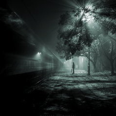 Waiting for train spectrum by Leszek Bujnowski | EP-Photography | Scoop.it
