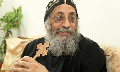 Coptic Pope Denounces Civil Disobedience in Egypt | Égypt-actus | Scoop.it