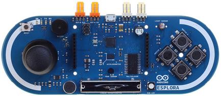"Platine Arduino ""ESPLORA"" | DIY Music & electronics | Scoop.it"