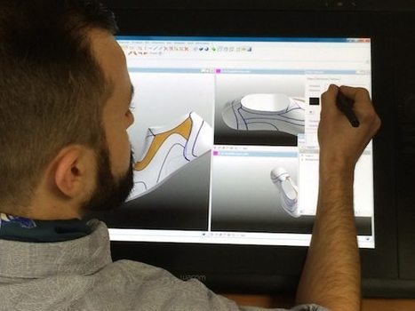Julien Fournié conçoit des chaussures via la technologie 3D de FashionLab | FashionLab | Scoop.it