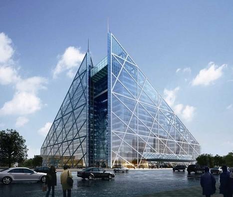 Remarkable green buildings in Beijing | Scout Real Estate | Food Energy Water Nexus | Scoop.it