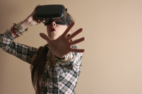 Virtual reality really is heading to a university near you | metaverse musings | Scoop.it