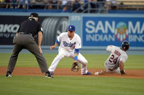 Dodgers News: Mattingly Comfortable With Rojas At Shortstop | Dodger Social News Roundup | Scoop.it