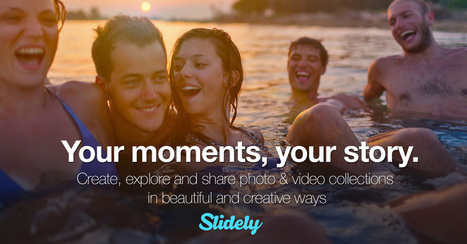Create & Share Beautiful Videos, Slideshows and Photo Collages | Teach and tech | Scoop.it