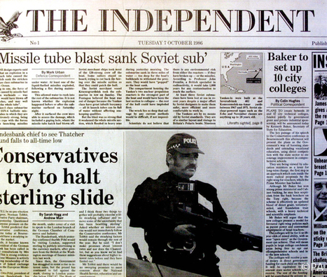 Lebedev is right to stop printing the Indy – the future of journalism is digital | Digital rights | Scoop.it
