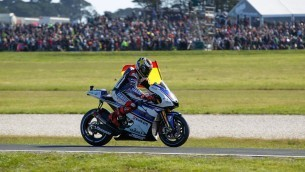 Lorenzo claims World Championship title in Phillip Island | MotoGP World | Scoop.it