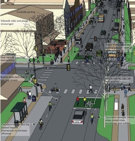 Are Complete Streets Incomplete? | green streets | Scoop.it