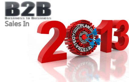 Transformation Of B2B Sales In 2013 - Alpha Sandesh | My SEO News | Scoop.it