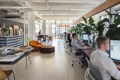 INC Architecture Design Their Own Office In New York | Inspired By Design | Scoop.it