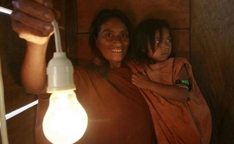 Un programme PÉRUVIEN pour une énergie propre et gratuite | Le BONHEUR comme indice d'épanouissement social et économique. | Scoop.it