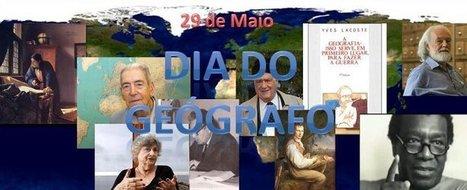 29 de Maio - Dia do Geógrafo   geoinformação   Scoop.it