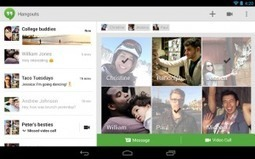 Google Hangouts App Will Soon Include SMS Integration | Android Insiders | Scoop.it
