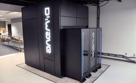 D-Wave 2x, el nuevo ordenador cuántico de la NASA y Google - Taringa! | Lo que no sabias | Scoop.it