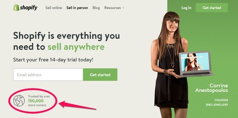 How Shopify Grew 10X in 3 Years (and How You Can Achieve Similar Results) | Startup - Growth Hacking | Scoop.it