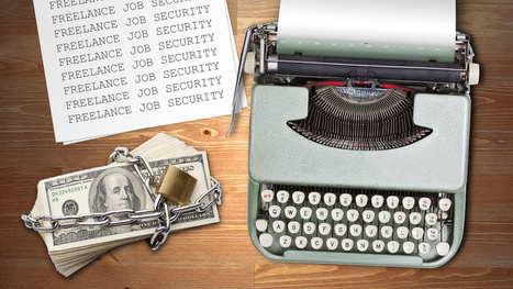 Why I Gave Up Job Security to Go Freelance | (Don't) PAY ATTENTION! Magazine | Scoop.it