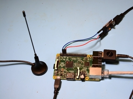 Taking the Raspberry Pi 2 for a Test Drive with GNU Radio » DesignSpark | Arduino, Netduino, Rasperry Pi! | Scoop.it