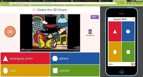 Edgaged: Kahoot: Ghost Mode | Educational technology , Erate, Broadband and Connectivity | Scoop.it