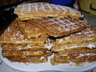 Gaufres moelleuses   picnic   Scoop.it