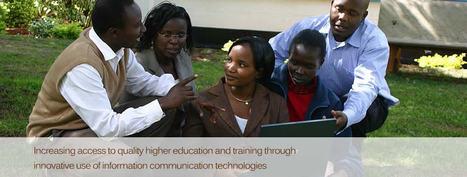 African Virtual University (AVU), Leading eLearning Network in Africa   wikinomics.dk_online education   Scoop.it