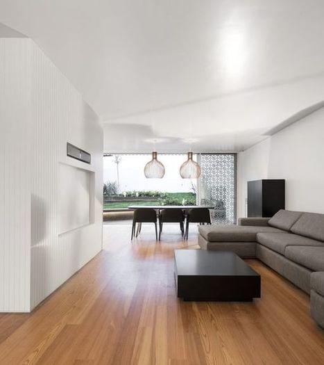 Rénovation originale pour une maison de deux étages au Portugal | Construire Tendance | Dans l'actu | Doc' ESTP | Scoop.it