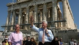 Bill Clinton Coming to Greece to Push Diaspora Charity Work | Greece.GreekReporter.com Latest News from Greece | travelling 2 Greece | Scoop.it