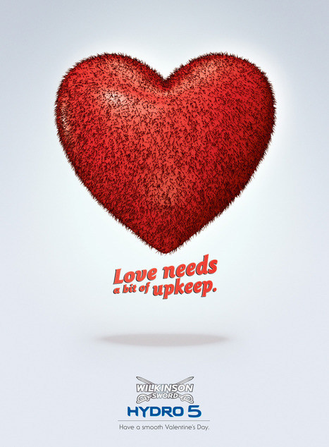 15 publicités et opérations marketing spéciales Saint-Valentin 2012 ! | Pubs & News | Scoop.it