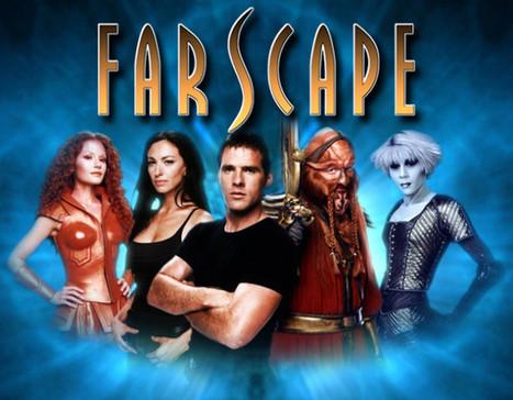 [série en ligne - SF] FARSCAPE - saison 1 / épisode 2 : 'Rencontre d'un certain type' | Imaginaire et jeux de rôle : news | Scoop.it