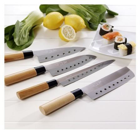Chef Knife Set- Soothing Cutlery Item For Your Kitchen! | cheap kitchen knife sets | Scoop.it