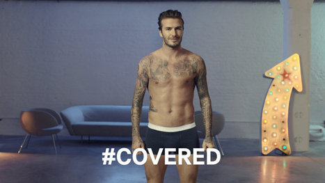 Lessons Learned, H&M Returns to Super Bowl With New Beckham Spot | RETAIL NEWS | Scoop.it