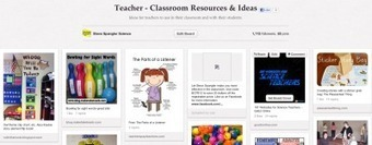 How Teachers and Educators Can Use Pinterest as a Resource In and Out of the Classroom | Steve Spangler's Blog | iGeneration - 21st Century Education | Scoop.it