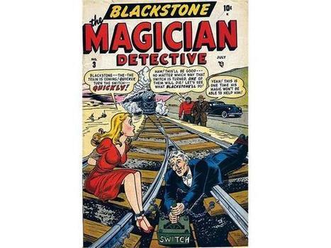 Magic Mike Likey's Castle Mysteries-Blackstone | nostalgic entertainment | Scoop.it