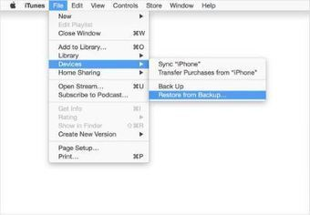 How to restore iPhone or iPad using iCloud or iTunes | iPhone and Apple's - Latest Updates! | Scoop.it