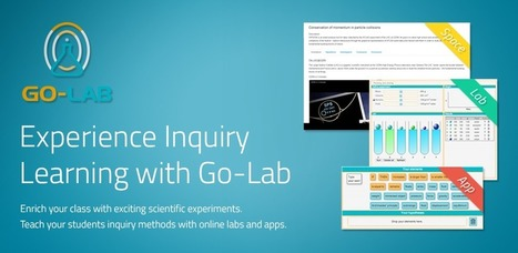 Go-Lab | All things e-learning | Scoop.it
